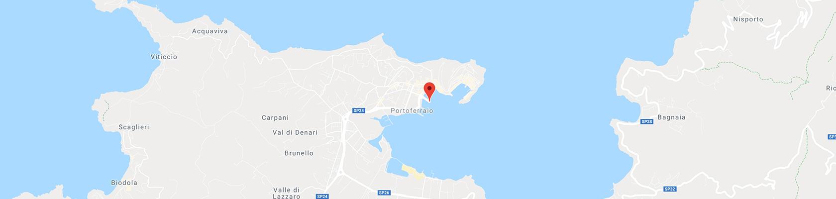 Hafen von Portoferraio: Fähren, Adresse, Kontakte und Parkplätze